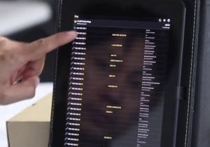 tablet érintőkijelző. android diagnosztika