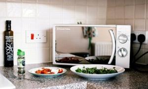 vendéglátóipari mikrohullámú sütő